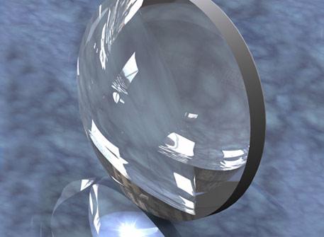 玻璃模压成型