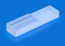 集成光学用V型槽-2通道V槽