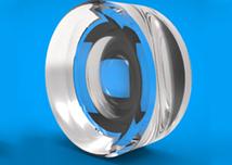 非球面双凹透镜